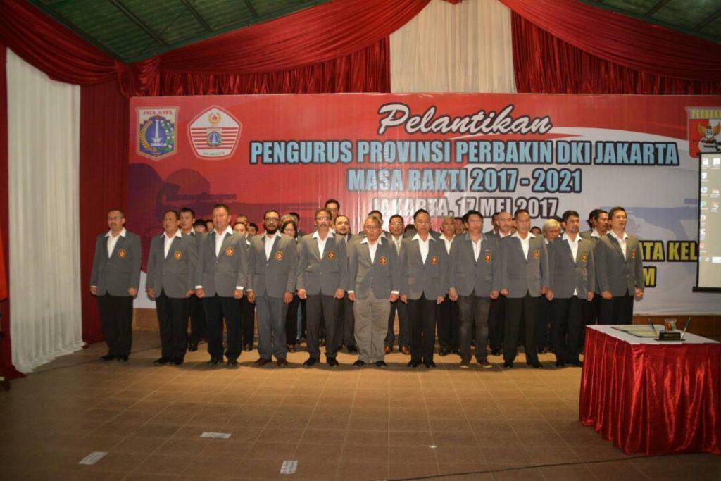 Pelantikan Perbakin DKI Jakarta 2017
