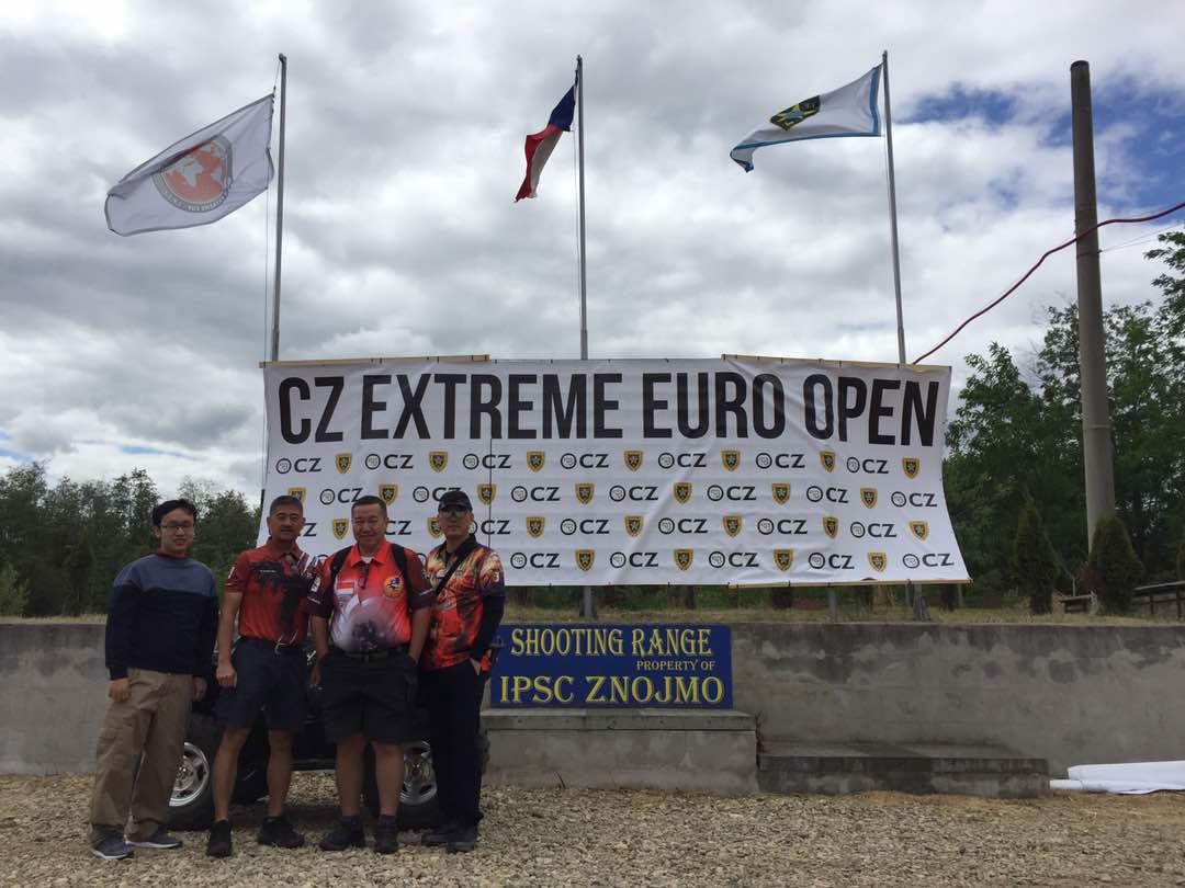 Extreme Euro Open 2017