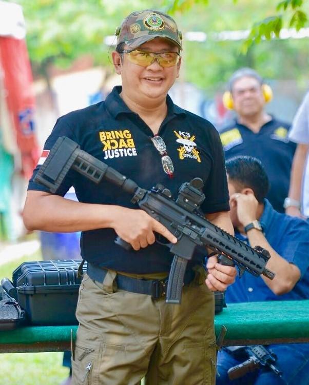 Klub Menembak DPR Komisi III