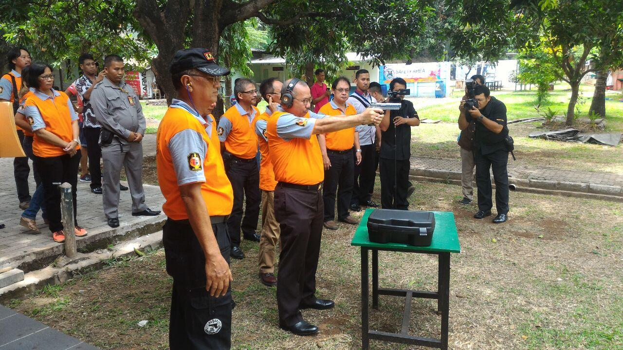 Kejurnas Menembak Perbakin DKI 2017