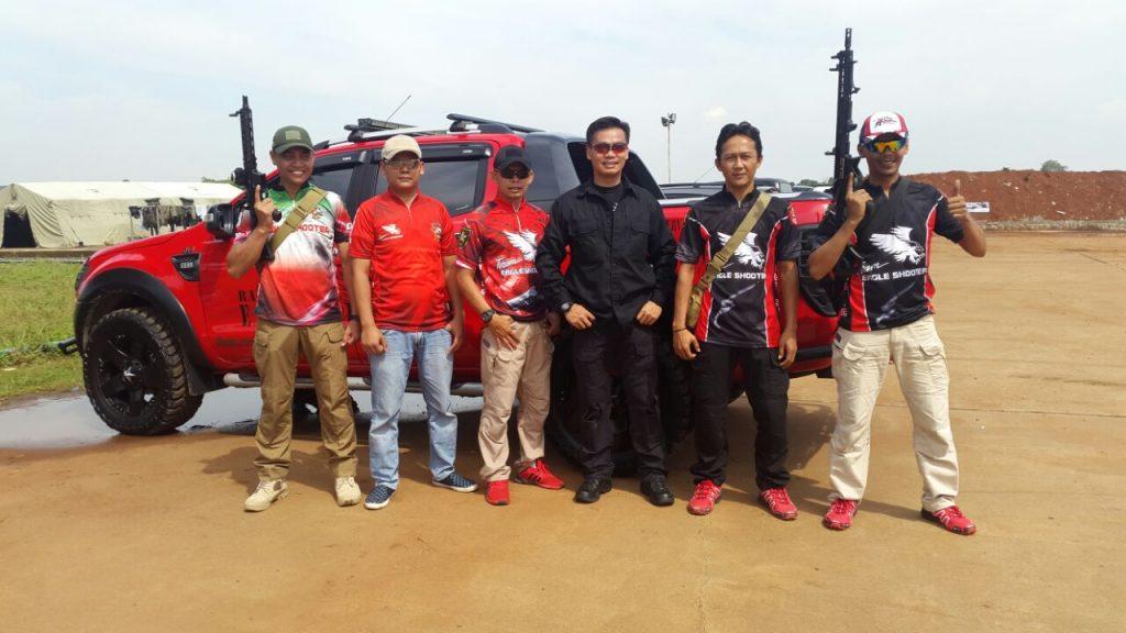 Eagle Shooting Club - Bascot 2017