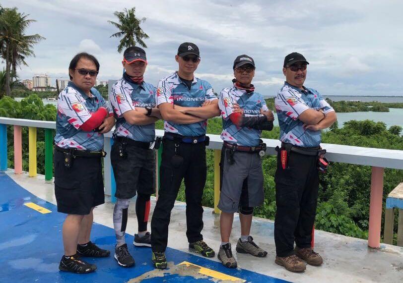 Kejuaraan di Cebu, Oktober 2017