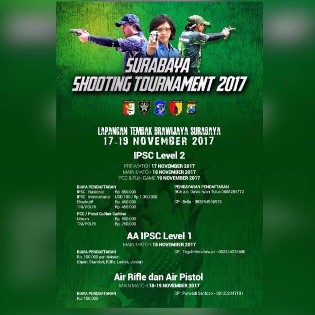 Surabaya Shooting Tournament 2017