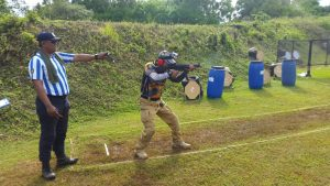 Asep Ruhiyat di kejuaraan Bali 2018