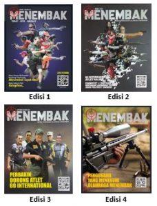 Cover Majalah 4 Edisi