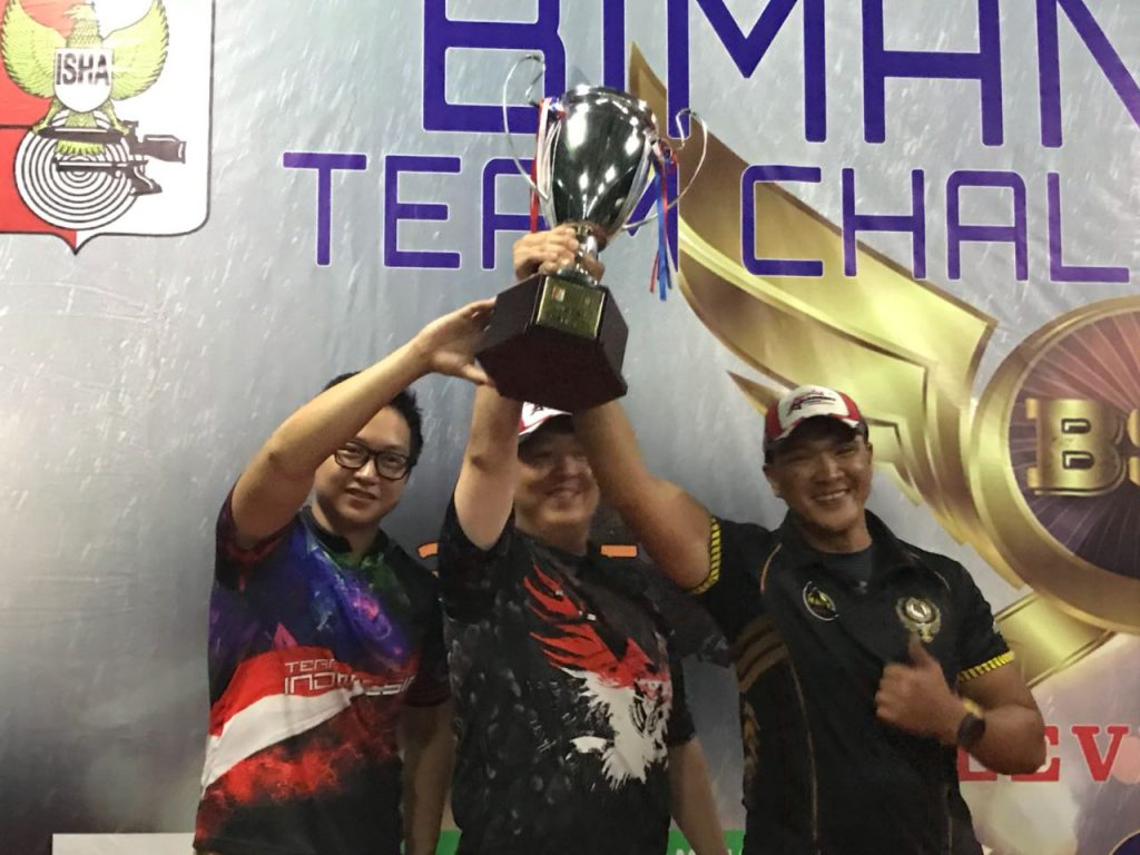 Kresna Shooting Club Juara Bimantara 2018