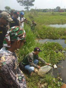 Compeni Tangerang tebar ikan