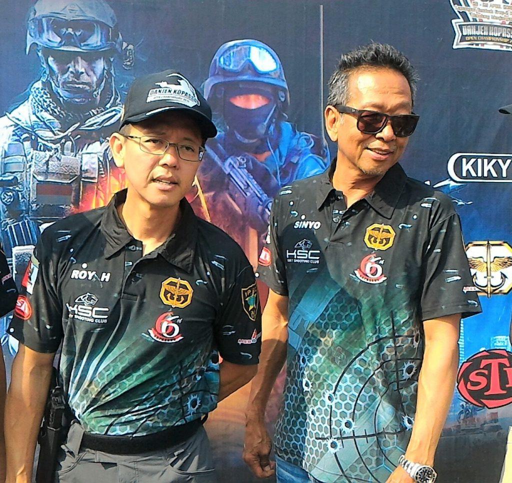 Roy & Sinyo Haryanto