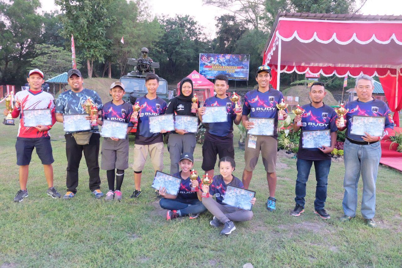 Solo Speed Shooter_Kopassus Cup 2018