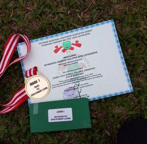 Asep Ruhiat Juara Babinsa Cup 2018
