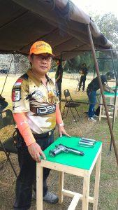 Hendra Tanu @ Babinsa Cup 2018