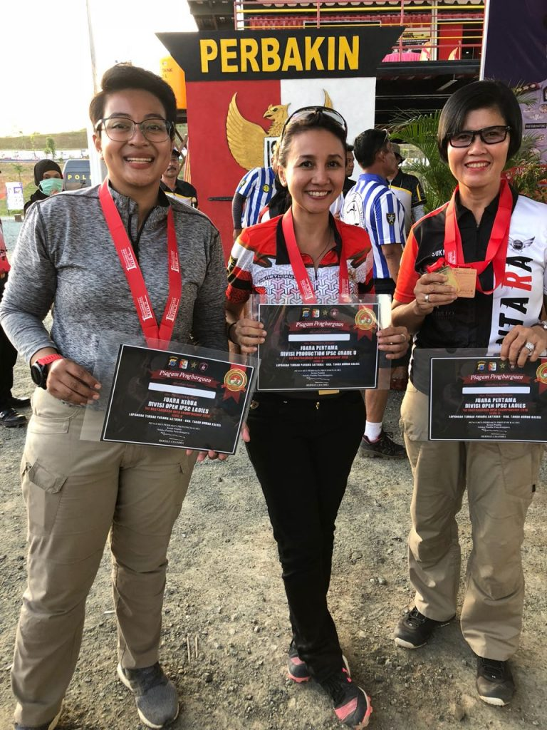 Trio Shooter Juara Bhayangkara Cup Tanah Bumbu 2018