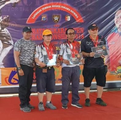 Hendra Tanu & Agung Prabowo @Tanah Bumbu 2018