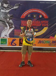 Yanli Bhayangkaraa Open Tanah Bumbu 2018