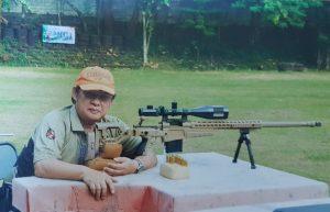 Hendra Tanu Kabid Tembak Reaksi Perbakin DKI