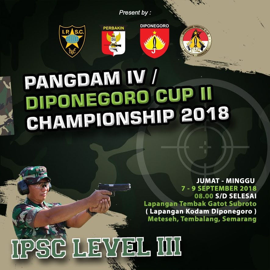 Pangdam Diponegoro Cup 2018