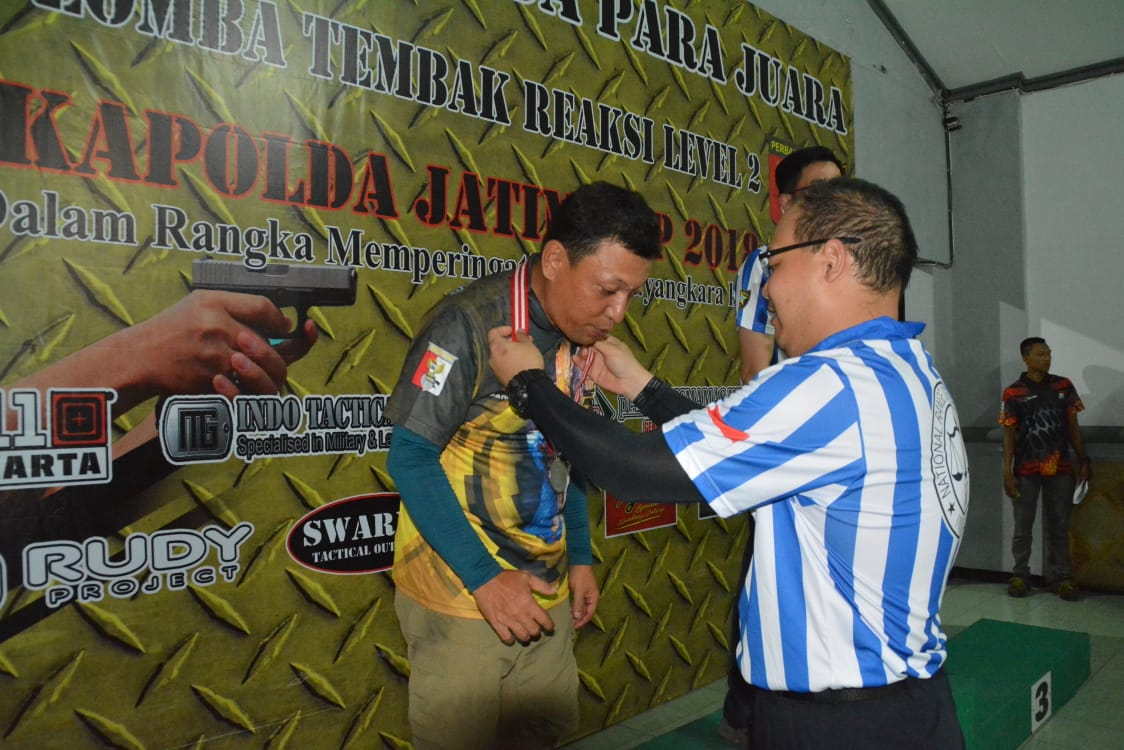 Yanli Eka Putra juara Bali 2018