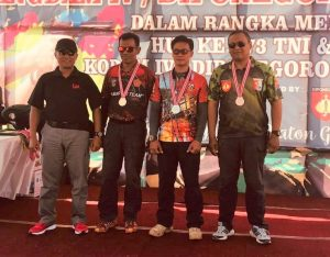 Eagle Juara Pangdam Jaya Kemerdekaan Cup 2018