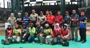 Pangdam Jaya di Pembukaan Kejuaraan Menembak Piala Kemerdekaan 2018