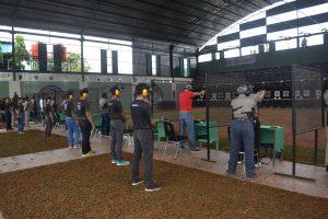 Kejuaraan Menembak di Piala Kemerdekaan 2018