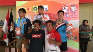 Eagle Shooting Club di turnamen menembak Gunung Bohong Cimahi
