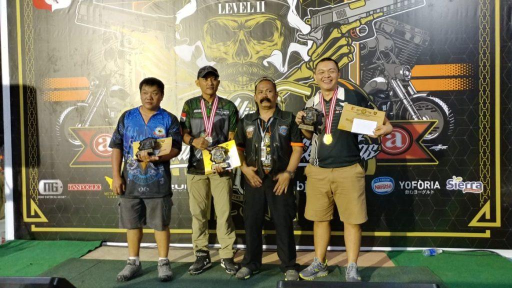 Kejuaraan Menembak Harley Club Bandoeng Cup 2018