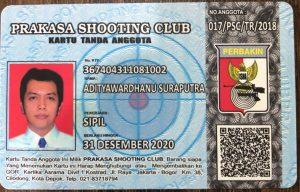 PSC Member Card