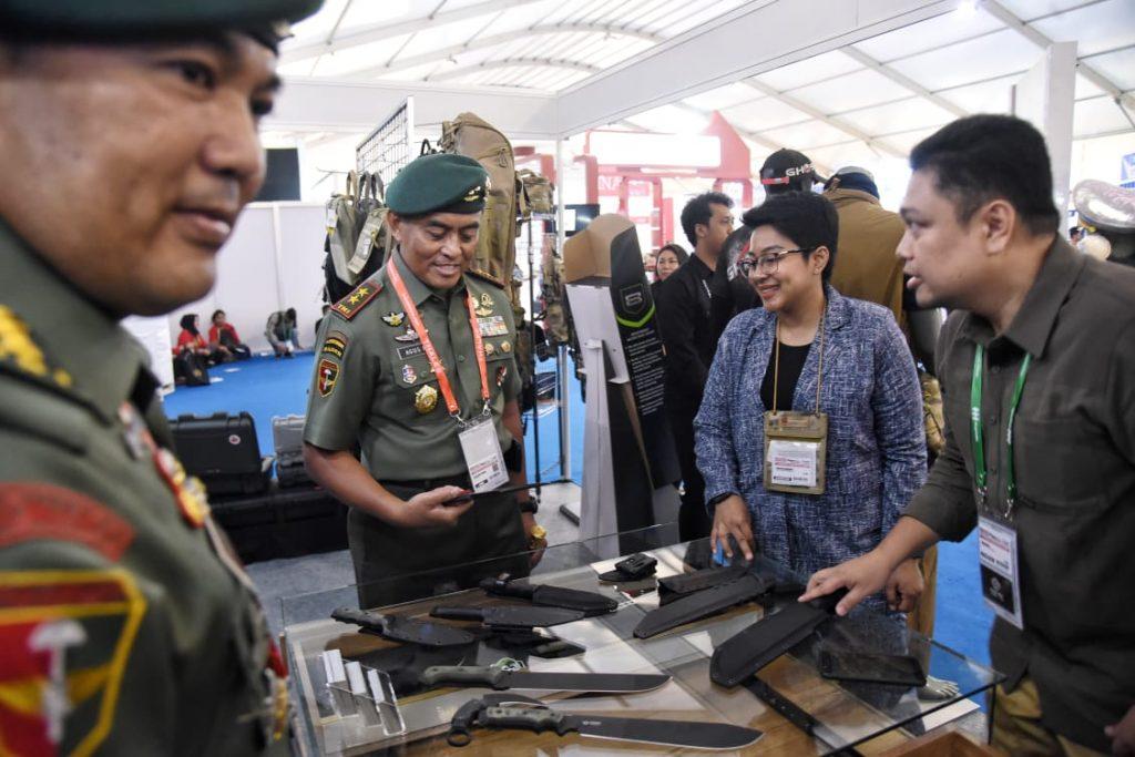 ITG di Indo Defence 2018