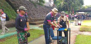 Kejuaraan Menembak Marinir ke 73 di Jakarta 2018