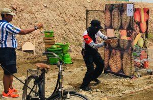 Turnamen Menembak Level III Palembang 2018-Asep Ruhiyat