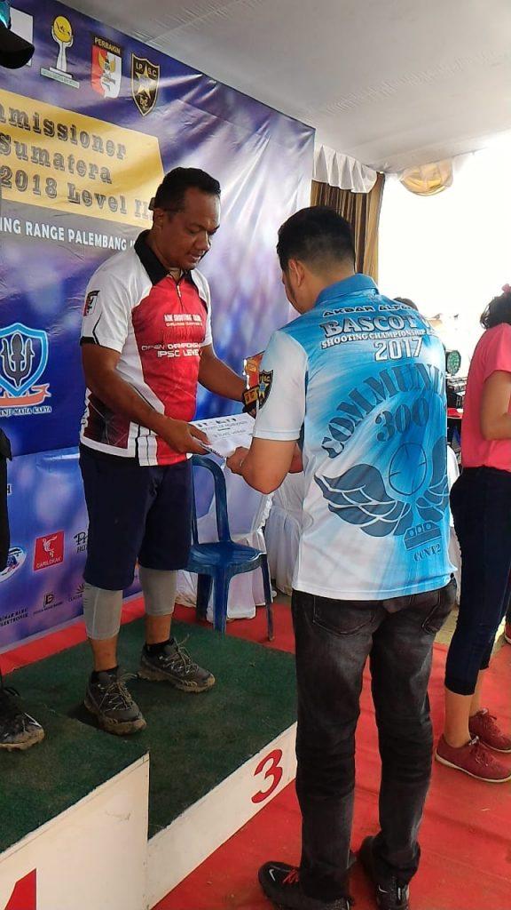 Turnamen Menembak Level III Palembang 2018_Ilham Mustian