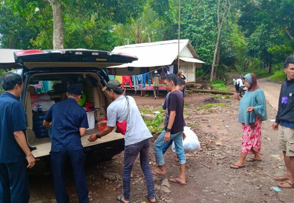 Sumbangan Perbakin kepada korban Tsunami Anyer 2018