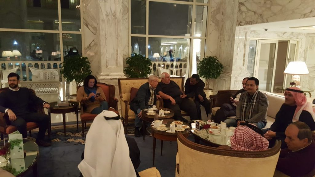 Kuwait International Shooting Grand Prix 2019