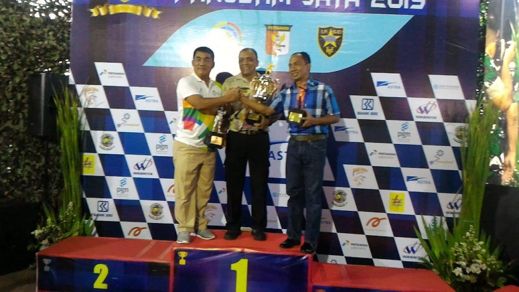 Pangdam Cup 2019