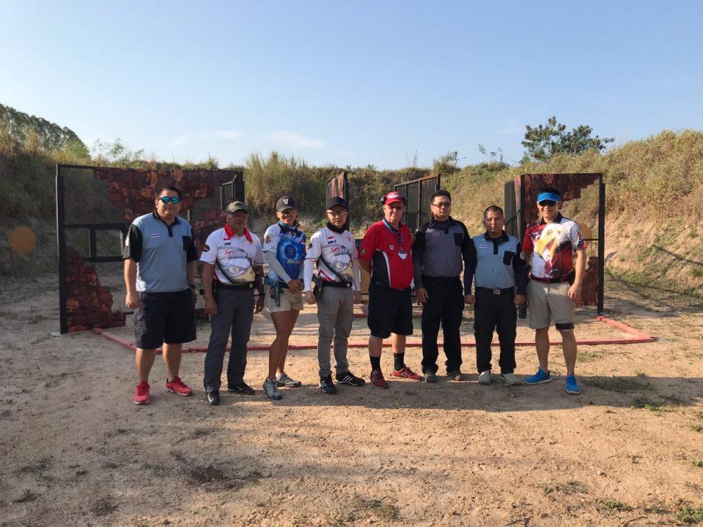 Thailand IPSC National Handgun Championship 2019