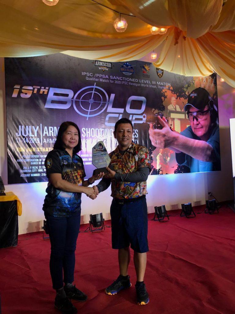 Yanli Eka Putra_Bolo Cup 2019