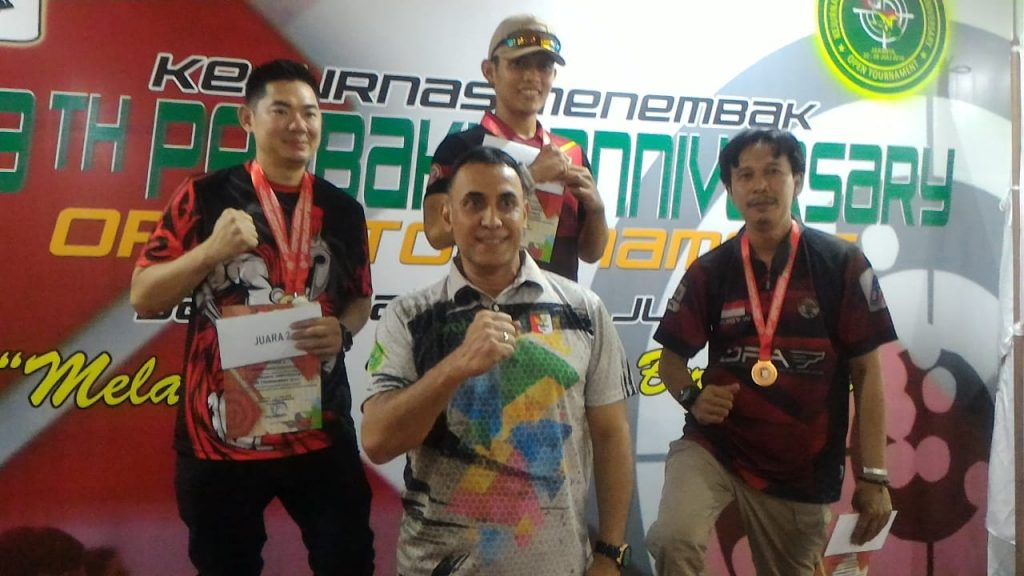 Juara HUT Perbakin ke 59_JSC