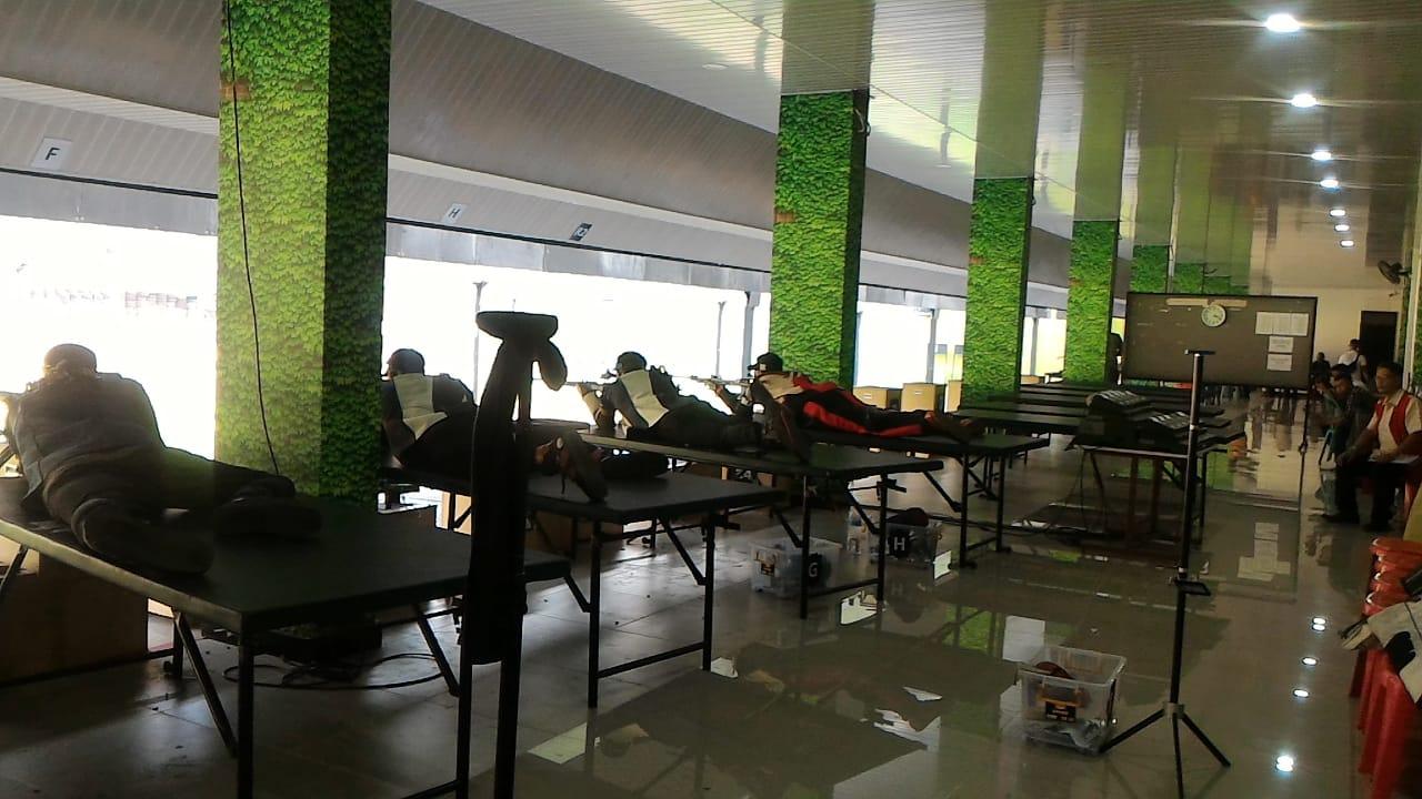 Lapangan Tembak Senayan setelah renovasi_2019