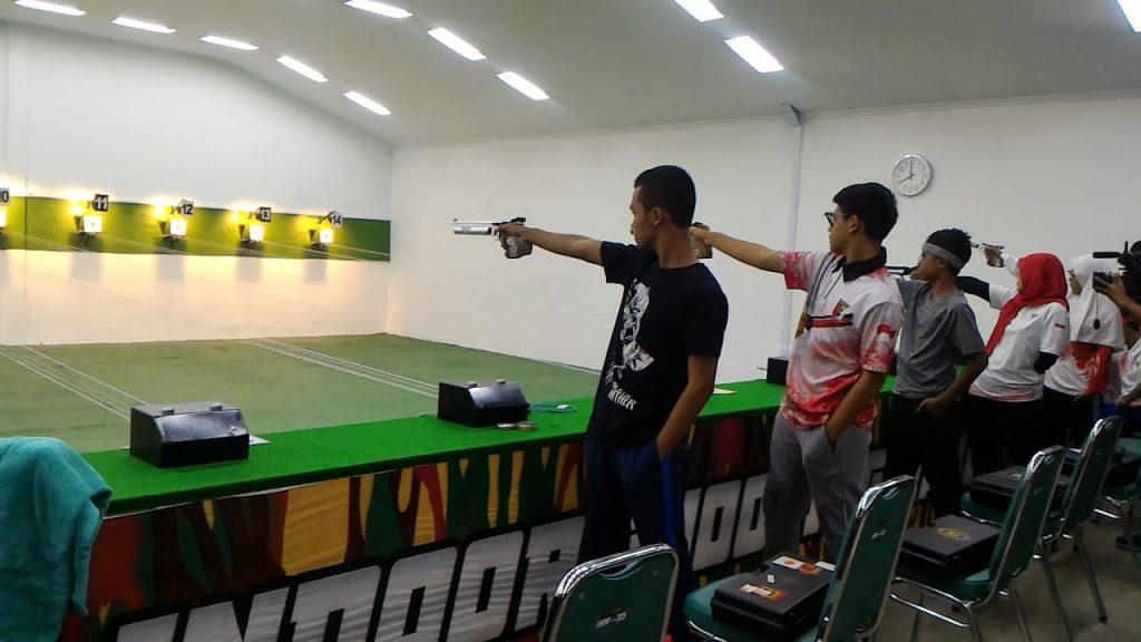 Lapangan Tembak Indoor Solo
