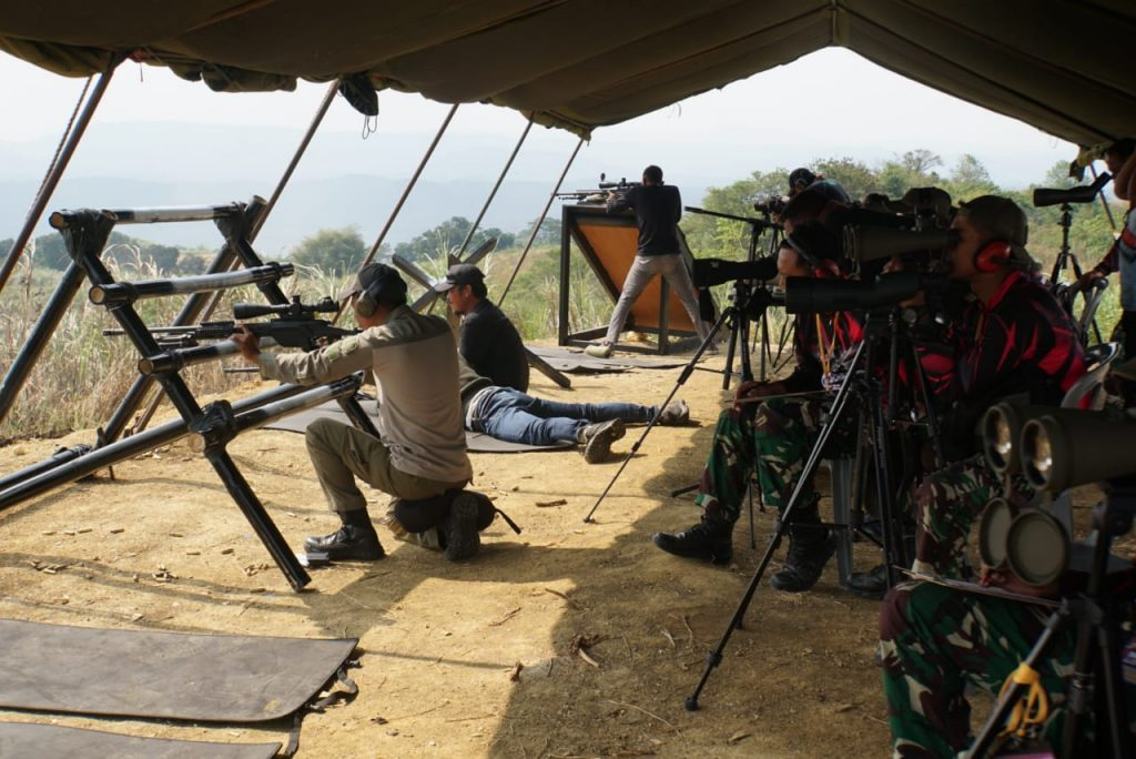 Marines Precision Rifle Competition 2019