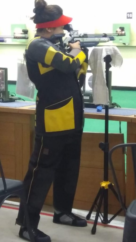 Kejuaraan Menembak Ulang Tahun Perbakin 2019