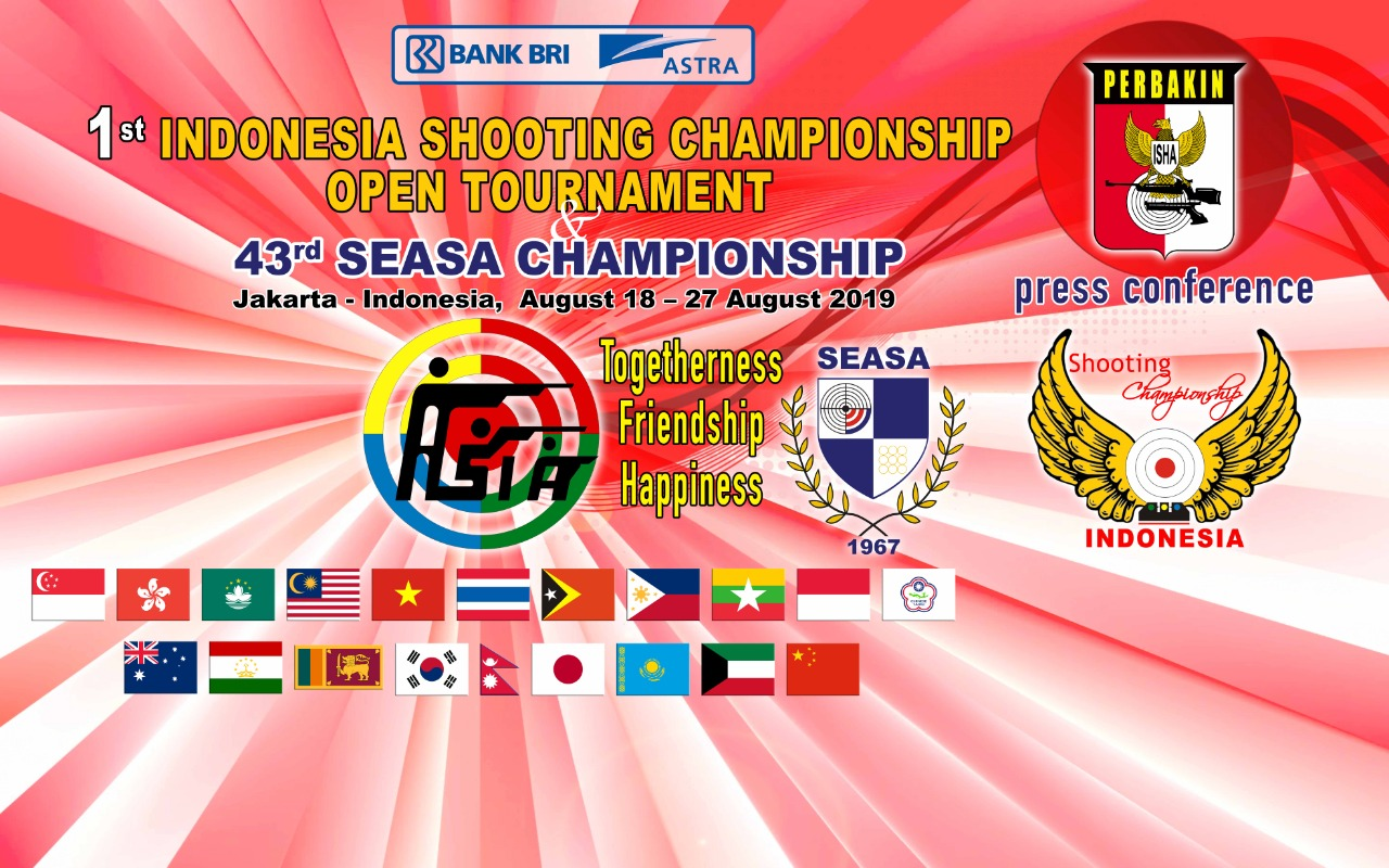 SEASA Championship 43rd 2019