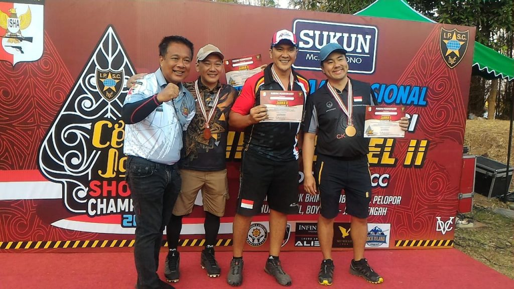 Central Java Shooting Championship 2019_Boyolali