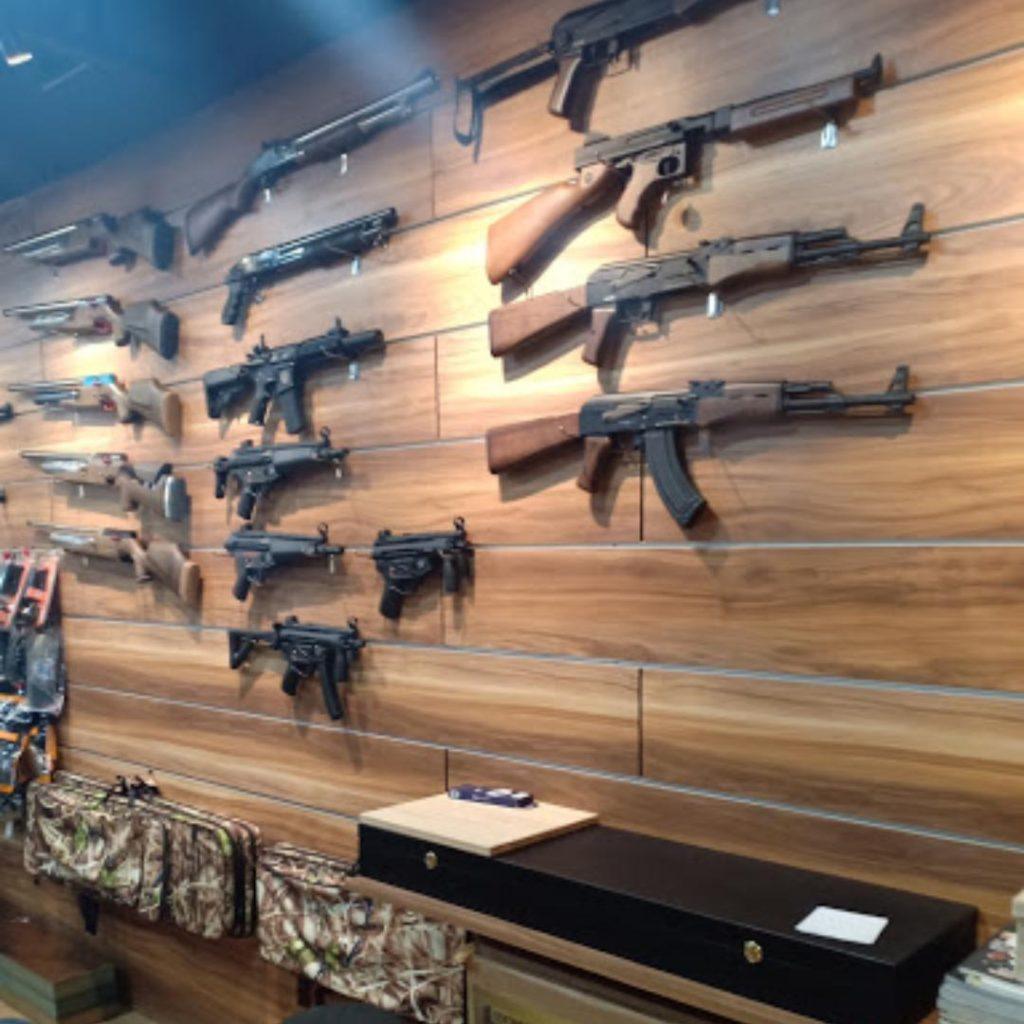 Airsoft Gun_Inti Magnum Jaya
