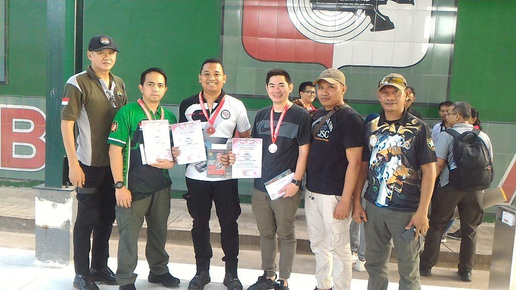 JSC Juara di Sintong Panjaitan Cup 2019