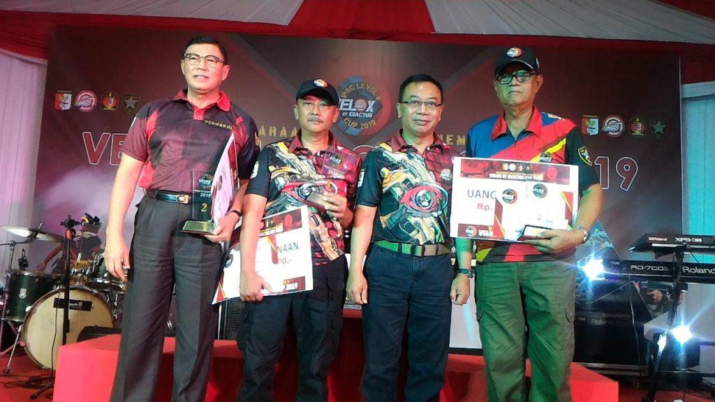 Turnamen Velox Level II_2019
