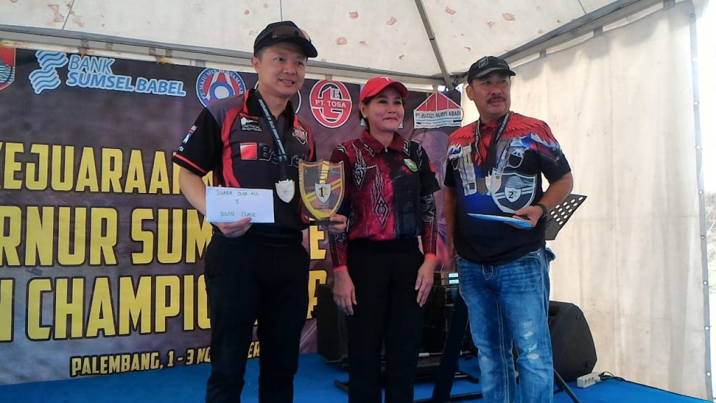 Juara_Gubernur Sumsel Open Champioship Level III_2019
