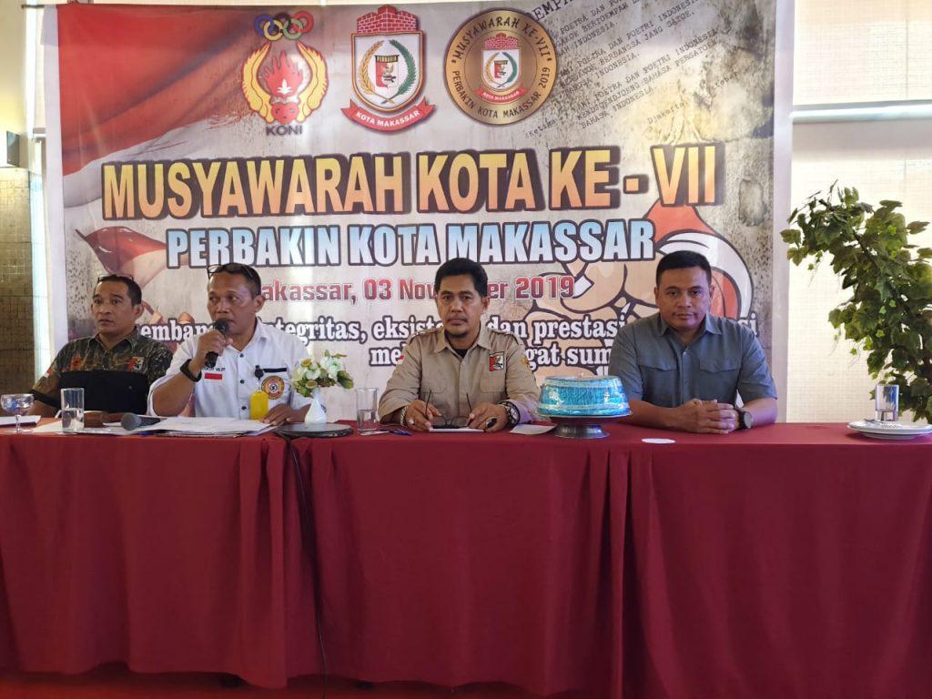 Pemilihan Ketua Perbakin Kota Makassar 2019