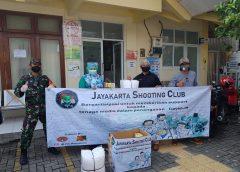 Jayakarta SC Bantu Pencegahan Covid-19