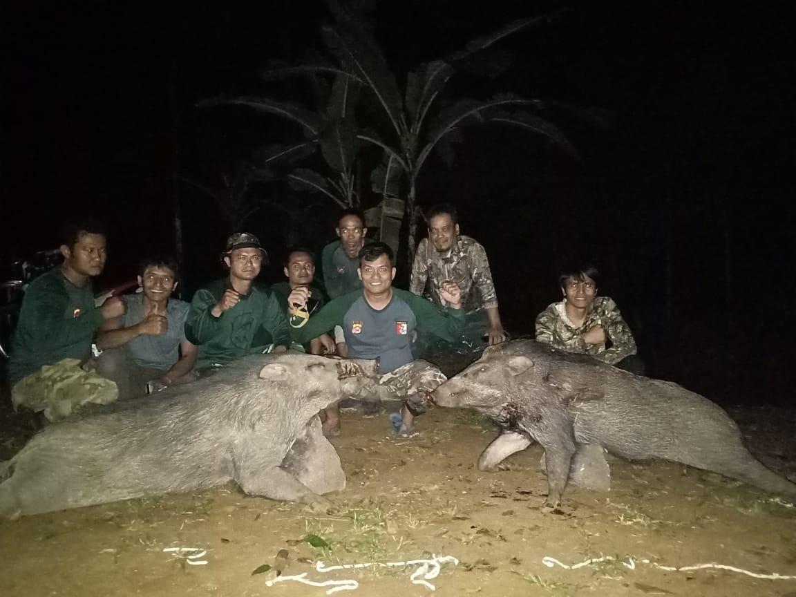 Berburu Banten 2020